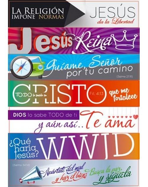 Stickers Cristianos (Combo 1 )
