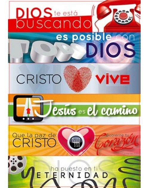 Pegatinas Cristianas (Combo 2)