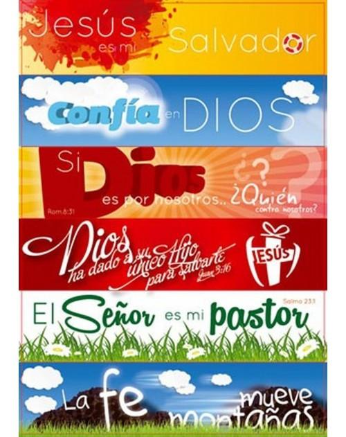 Pegatinas Cristianas (Combo 3)