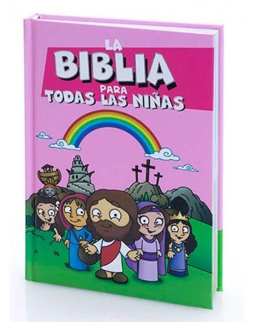 Biblia ABBA para todas las niñas