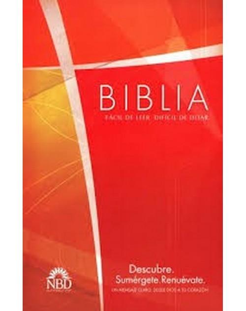 Nueva Biblia al Dia
