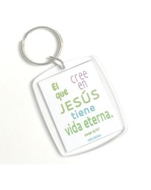LLavero El que Cree en Jesus
